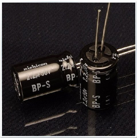 Top Fashion Time-limited General Purpose Multi Bolsa 10pcs/30PCS Nichicon Muse Gb Series Bp-s 2.2uf/50v Need Audio Capacitors