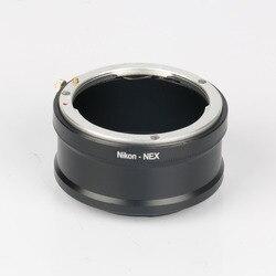 Showshoot AI-NEX lente adaptador anel para nikon f ai montagem lente para sony nex e montagem câmera adaptador anel NEX-7 NEX-5 5r NEX-3
