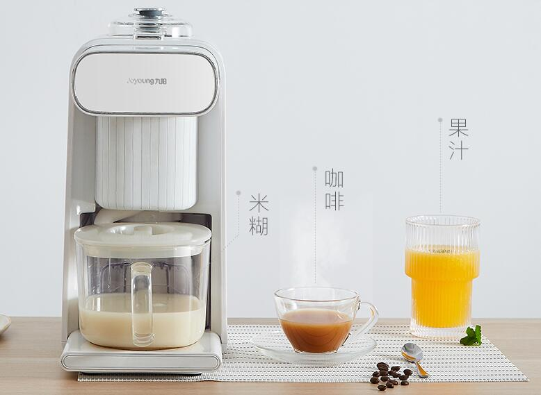 ChinaJoyoung الرئيسية آلة حليب الصويا DJ10E-K61 صانع القهوة عصارة المكسرات الندى الأرز لصق هيريسيوم الفطر اللب 1L حليب الصويا