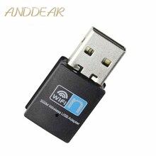 Adaptateur LAN sans fil USB 300Mbps WIFI 802.11n/b/g adaptateur wifi pour carte WLAN