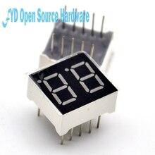 50pcs 2bit 2 bits Cathode commune Tube numérique 0.56