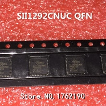 10PCS/LOT SIL1292CNUC SIi1292CNUC QFN-40   LCD chip