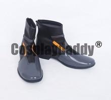Fermoirs en ligne Version officielle de lagent Wolfgang Schneider Cosplay bottes chaussures S008