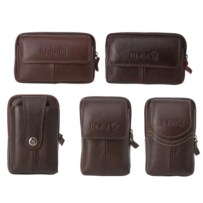 Pouch Money Coin Wallet Pouch Phone Bag Case Travel Men Waist Bag Small Pack