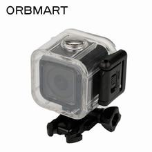 ORBMART 45 м водонепроницаемый чехол Корпус для Go Pro Gopro Hero 5 Session 4 Session Sport Camera с черным выпуском