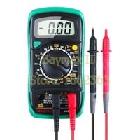 MASTECH MAS830L Pocket Size Digital Multimeters Meter with Resistance AC/DC Voltage Tester