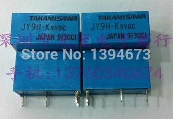 حار جديد JY9H-K 9VDC JY9H-K-9VDC JY9H-K9VDC JY9H 9VDC DIP4