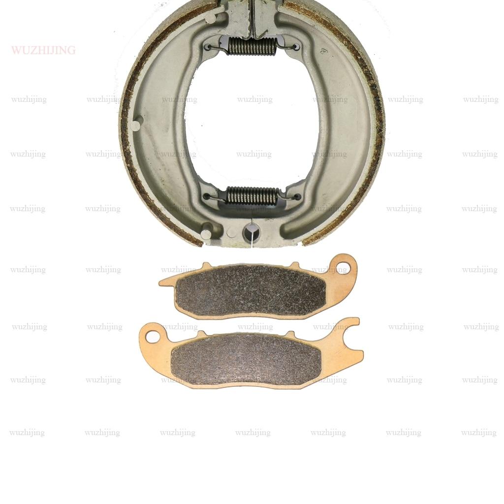 Brake Shoe Pads Shoe fit for HONDA CBF 125 CBF125 2009 - 2017 2016 2015 2014 2013 2012 2011 2010