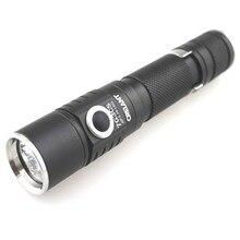CRELANT 7G3CS CREE XP-L Hi Side Switch Stepless Dimming 1095LM 5-Mode LED Flashlight (1x18650)