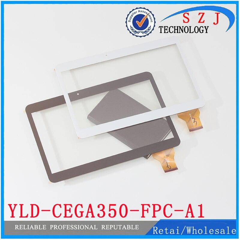 10,1 ''pulgadas MTK6582 A101 N9106 Tablet YLD-CEGA350-FPC-A1 capacitivo FPC pantalla táctil panel digitalizador reemplazo de vidrio