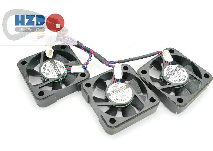 Desde ADDA 4010 12V PLA04015S12HH 4015 12V 0.21A ventilador de enfriamiento de ordenador... ad0412lb-g76 40*40mm