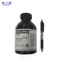 2pcs 500g Black developer powder For Toshiba E 280 230 207 167 211 181 166 163 2320 compatible E280 E230 E207 E167 E211 E181