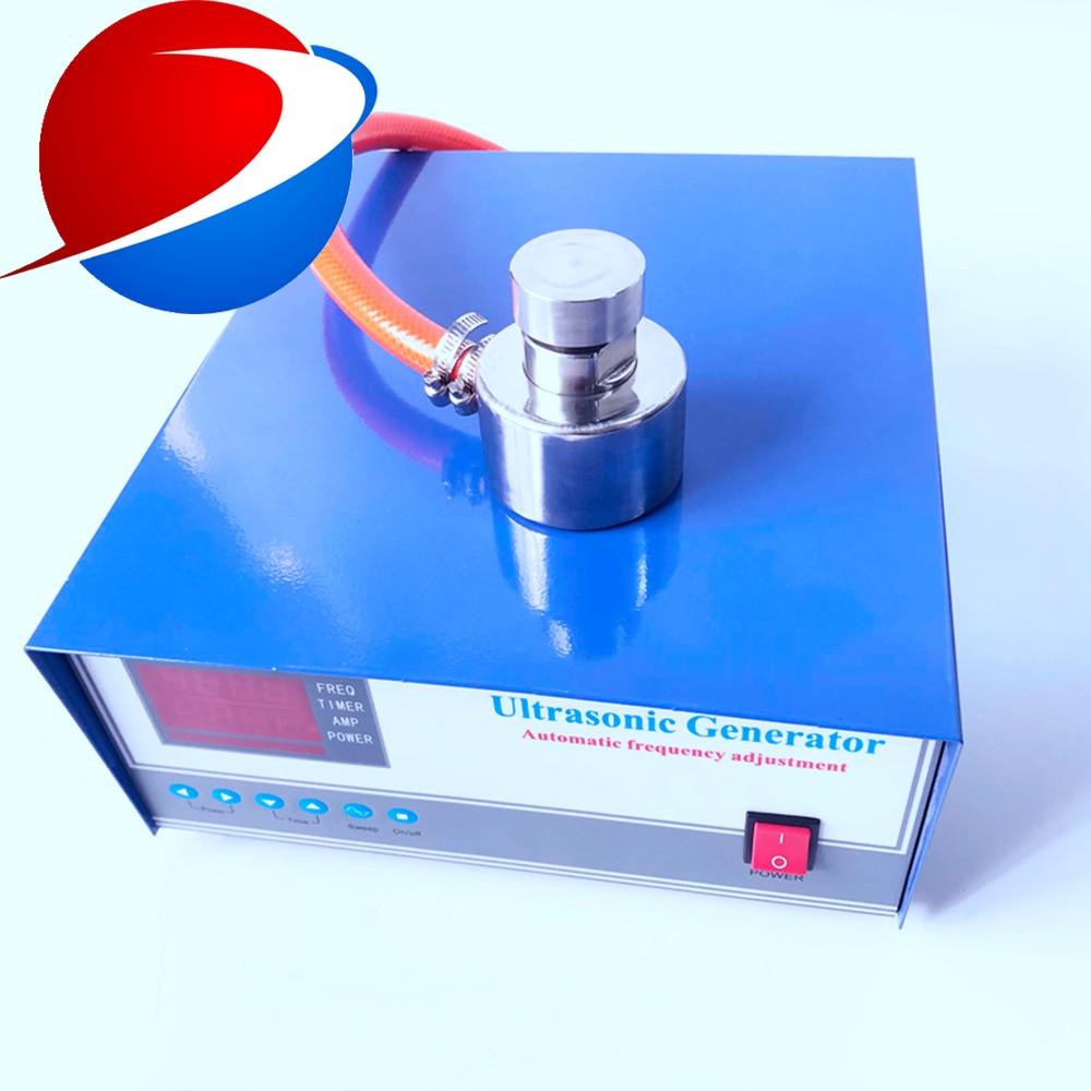Generador de pantalla vibratoria ultrasónica para polvo ultrafino de 600mm y polvo de yeso de malla 300 generador de accionamiento vibratorio ultrasónico
