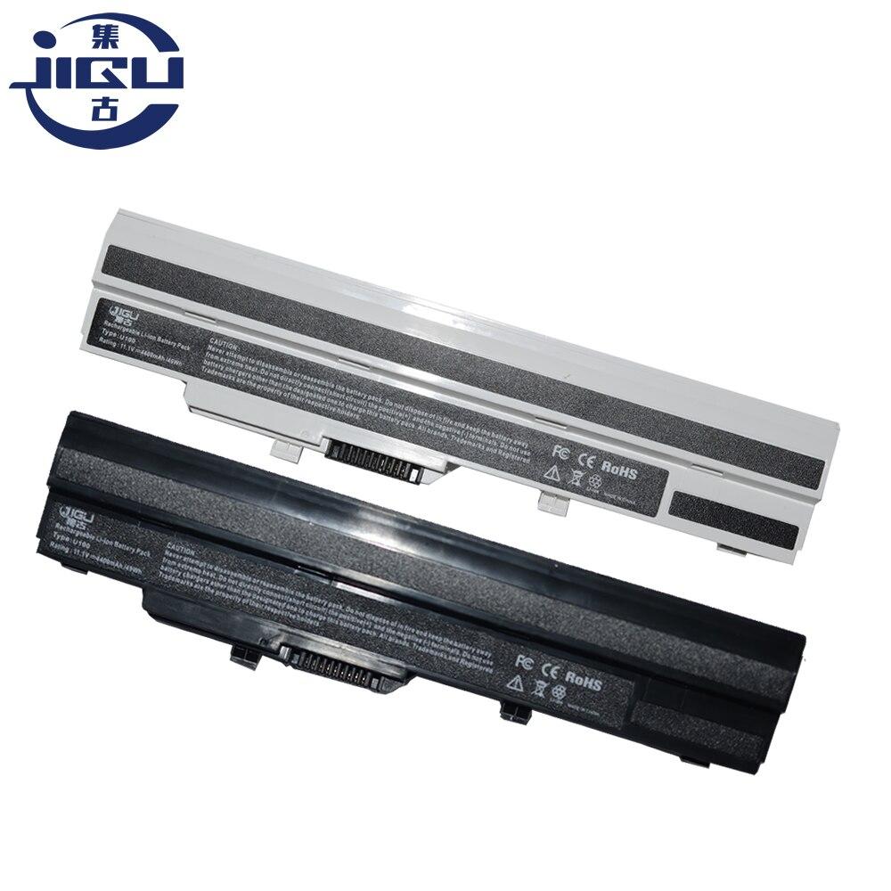 JIGU batería para portátil MSI BTY-S11 BTY-S12 viento U100 L1300 L1350 L1350D U100X U100W U135DX U210 U270 U90X Wind12 U200 U210 U230