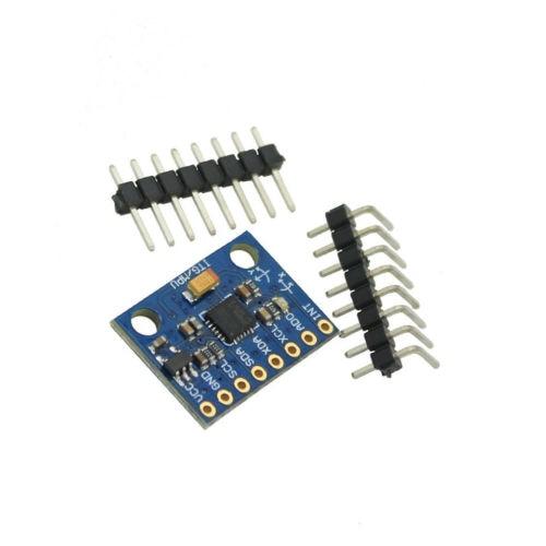 1 pièces MPU-6050 Module 3 axes Gyroscope + accéléromètre Module pour Arduino MPU 6050