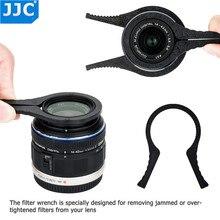 JJC инструмент для удаления фильтра объектива гаечный ключ для 37 мм 40,5 мм 46 мм 49 мм 52 мм 55 мм 58 мм 62 мм 67 мм 77 мм 82 мм 86 мм 95 мм MCUV UV CPL ND фильтр