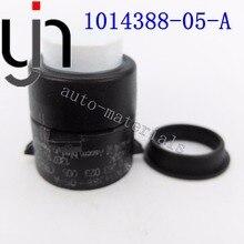 1 PZ PDC SENSORI di parcheggio Assist Sensore Genuino 1014388-05-A 1014388-08-A 1014389-13-A 0263023005 per S 90 S P90D con anelli Paraurti