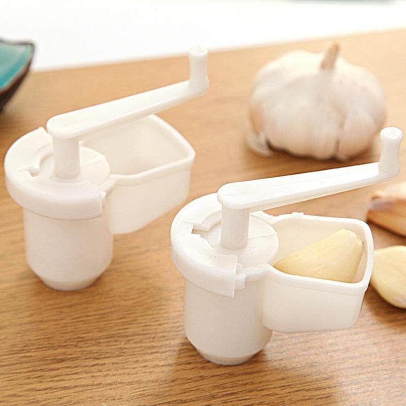 Чеснок Имбирь измельчитель кухонный помощник ручка прижимная терка для чеснока гаджеты