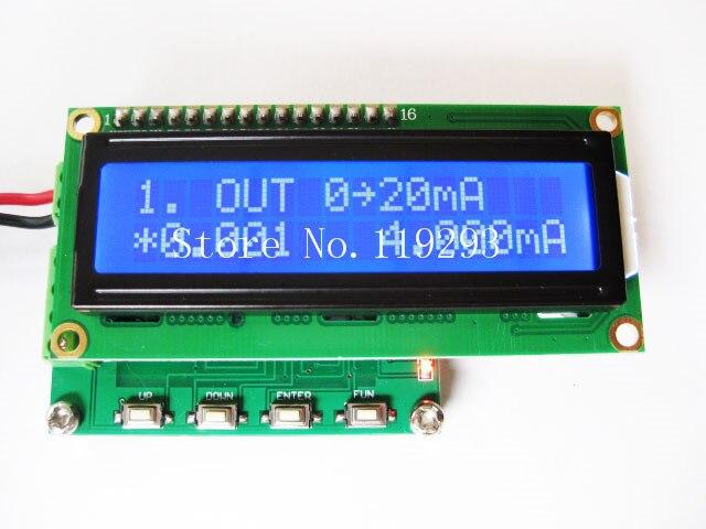 [[BELLA]4-20mA/0-10V current voltage source transmitter signal generator--2PCS/LOT