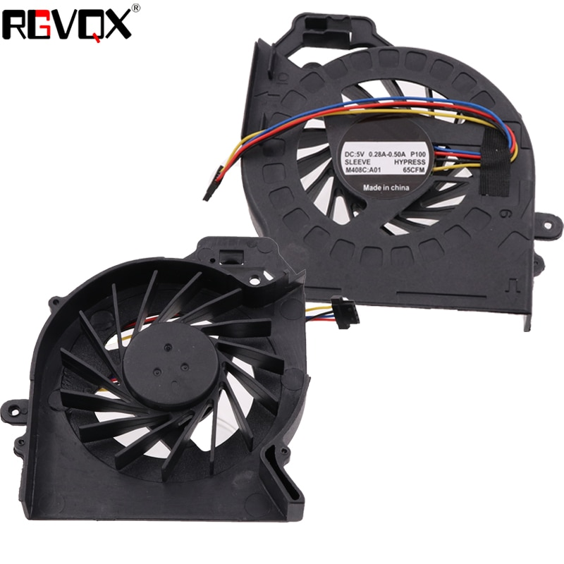 Nueva computadora portátil ventilador de refrigeración para HP pabellón DV6-6000 DV7-6000 gráficos integrados PN MF6012V1-C180-S9A KSB0505HB KSB0505HB