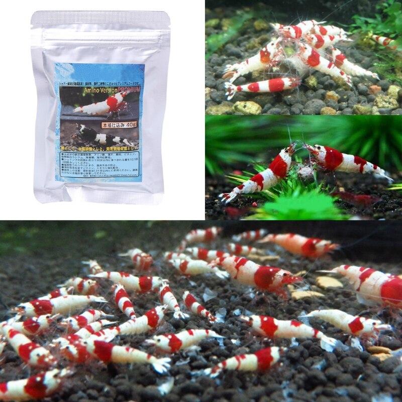 40 г снег Natto креветки Улитка корм для кормления для аквариума аквариум Пруд мультивитамины кормушки для рыбы рыба Водные товары для домашних животных