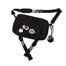 Montre chiens 2 Cosplay Marcus Holloway sac Cosplay déguisement accessoire accessoires sac à bandoulière avec Badges et balle adulte unisexe sac seulement