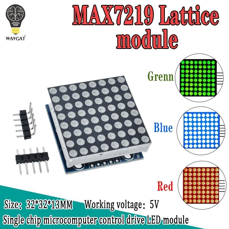 Модуль точечной матрицы MAX7219, модуль м�