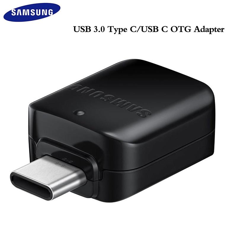 USB 3,0 TYPE C OTG адаптер быстрая передача данных USB C ридер Разъем для Samsung Galaxy S8 S9 S10 PLUS S10e NOTE 8 A5 A7 A9
