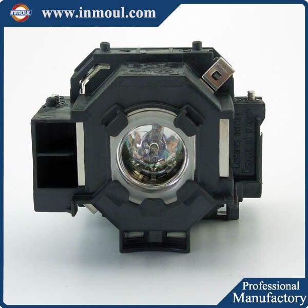 Inmoul الأصلي العارض مصباح إبسون ل ELPLP42 ل EMP-83HE / PowerLite 822p / PowerLite 83c / EMP-400 ، EMP-400e ، EB-410We