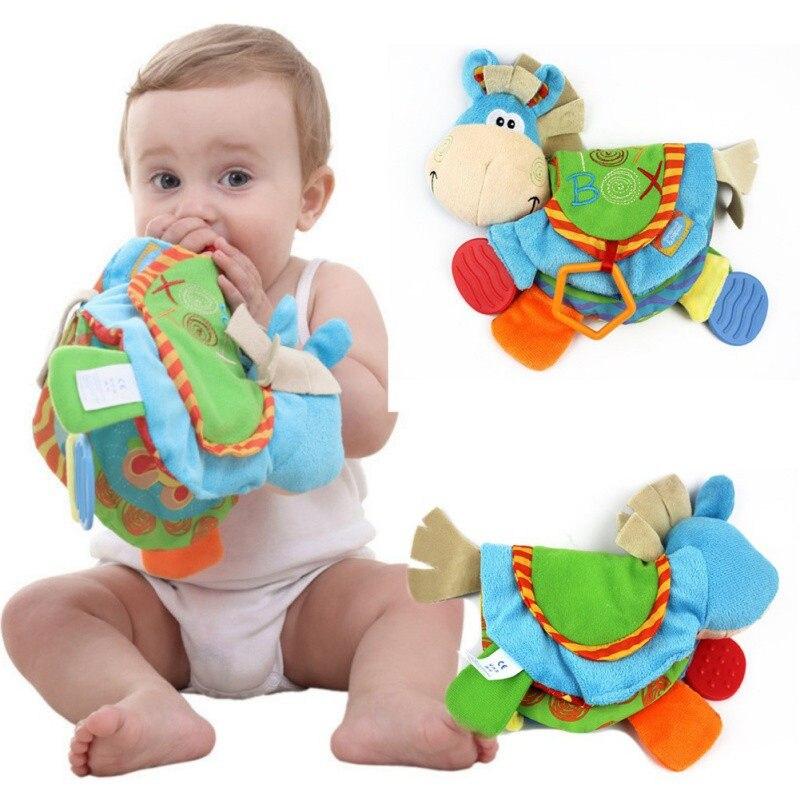 Pasta dental multifunción creativa anillo de papel pequeño libro juguetes educativos para bebés libro pequeño 1 libro de tela para bebés no está mal