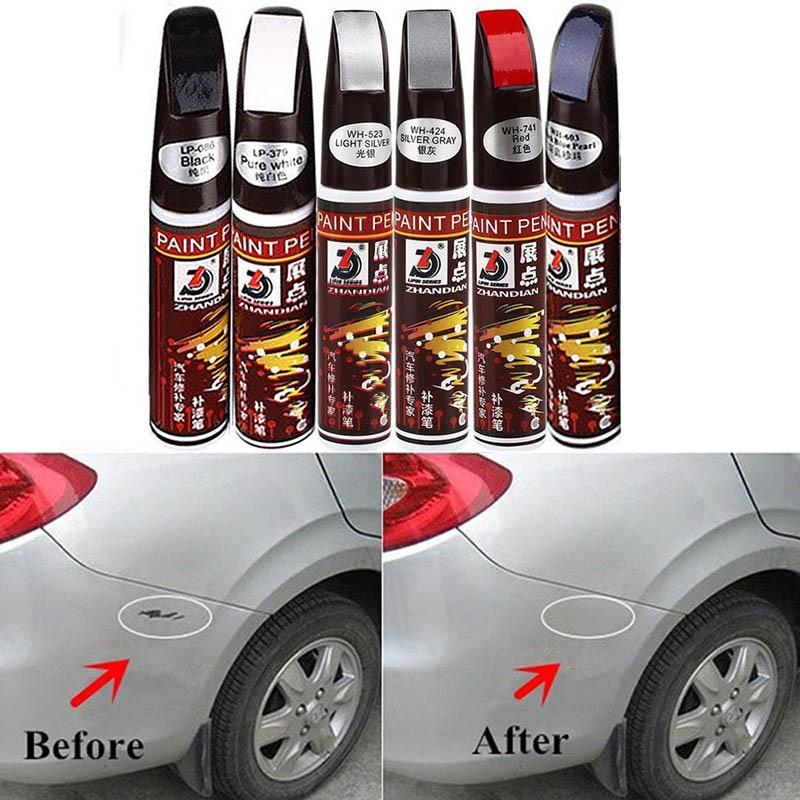 Аппликатор для автомобильной краски, для удаления царапин, нетоксичный Прочный инструмент NJ88