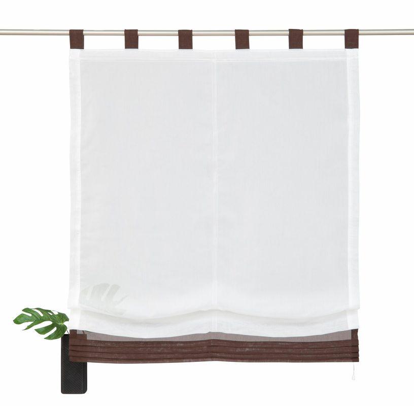 Cortina romana de hilo de algodón, decoración del hogar de lujo, cortinas para sala de estar, dormitorio, cocina, tapiz europeo, tul de transmisión