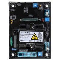 Automatic Voltage Regulator Fast Response Voltage Regulators 6A 40V 63V DC Output AVR Stabilizers Replacement for Generator
