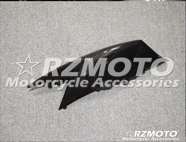 Nuevo kit de carenado de motocicleta ABS para SUZUKI GSXR600 750 K8 2008-2010 patrón de fibra de carbono tienda de impresión de transferencia de agua n° 0126