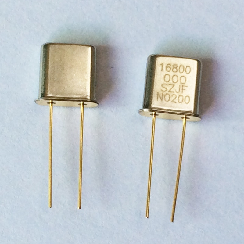 10X New Oscillator Crystal 16.800Mhz For Walkie Talkie