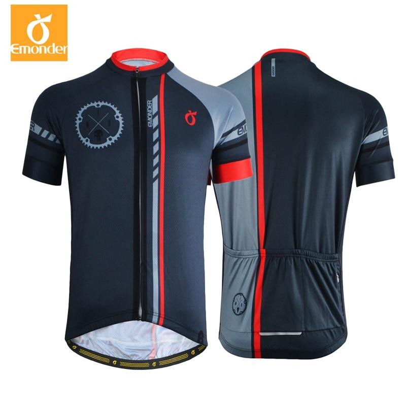 Camiseta De Ciclismo EMONDER Mtb Ropa De bicicleta Ropa De Ciclismo Ropa...
