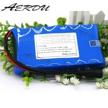 AERDU 24V 2.5Ah 7S1P 25.9V 29.4V batterie Lithium-ion pour petits monocycles électriques Scooters jouets vélo BMS intégré