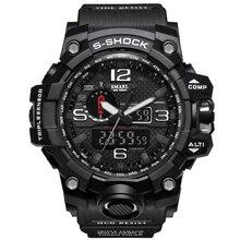 Mannen Militaire G Stijl Horloge 50 m Waterdicht Horloge LED Quartz Klok Horloge Mannelijke relogios masculino S Shock Sport Horloges mannen
