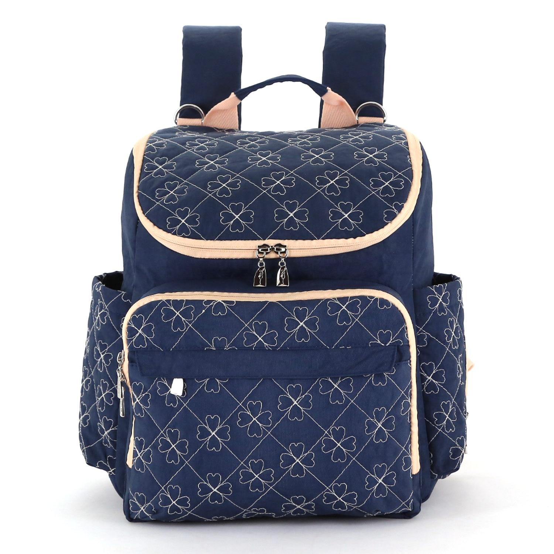Trend Baby&Mummy Diaper Bag Maternity Nappy Bags Infant Travel Backpack Diaper Organizer Nursing Shoulder Bage for Stroller