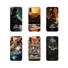 2018 Jurassic World Fallen Kingdom For Samsung Galaxy A5 A6S A7 A8 A9S Star J4 J6 J7 J8 Prime Plus 2018 Accessories Phone Covers