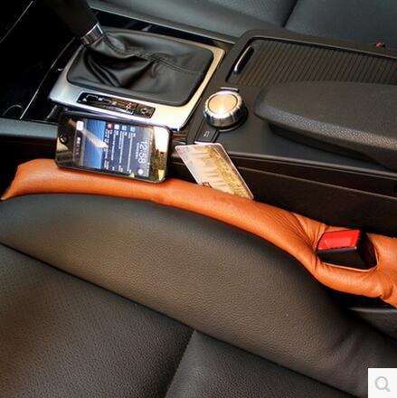 Coche-estilo para espacio de asiento a prueba de fugas caja de almohadilla para FIAT 500 Tipo Punto Freemont Cruz Coroma Panda, Idea Palio