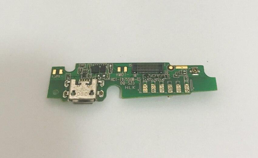 Placa de carga de enchufe USB Original para Oukitel K10000 Pro MTK6750T Octa Core envío gratis