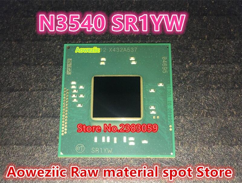 100% Новый чипсет N3540 SR1YW BGA