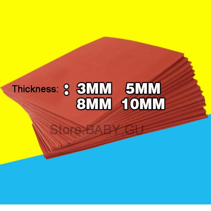 Laminating machine silicone pad Super soft sponge board Heat Insulation Silicone Pad Desk Mat Maintenance Platform phone repair