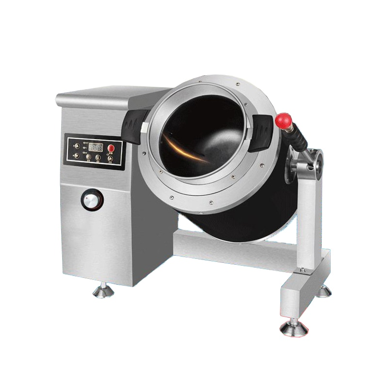 Commercial Electric Stir-Frying Drum Cooking Machine Automatic Multi Cooker Wok Intelligent Robot CCJ-NO3C