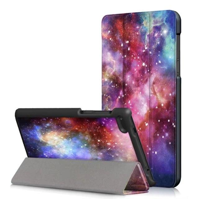 """Funda para Lenovo TAB7 Tab 7 Essential TB-7304F 7304I 7304X 7 """"funda protectora Smart PU fundas de cuero para Tab7 tb 7304f 7"""" Tablet"""