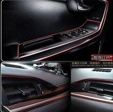Bande de décoration intérieure de voiture   Pour SsangYong Actyon Turismo Rodius Rexton Korando Kyron Musso, accessoires de sport auto, nouvelle collection