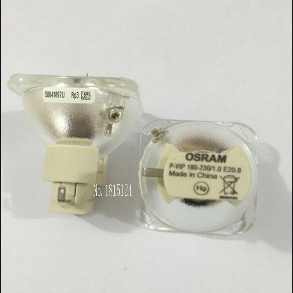 الأصلي أوسرام P-VIP 180/230 1.0 E20.6 / AJ-LDX4 العارية لمبات ل LG DS-420 DX-420 الكشافات