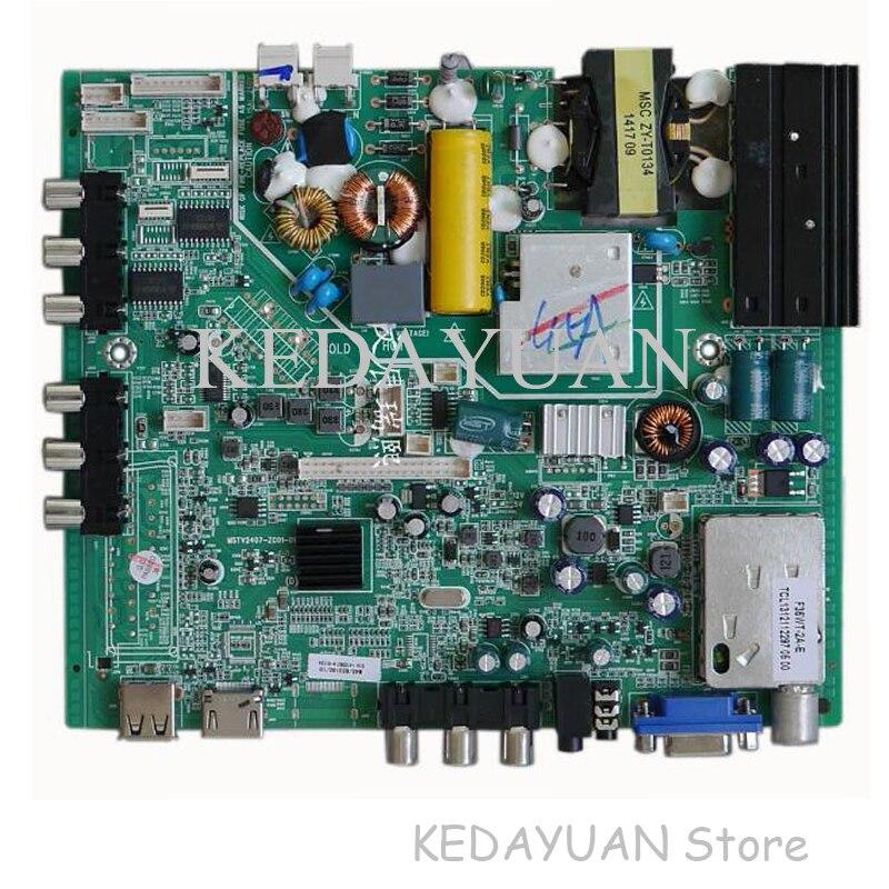 Envío Gratis para haier LE32A910 placa base MSTV2407-ZC01-01 pantalla H320DHC-YB1