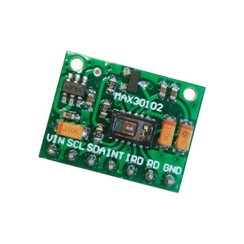MAX30102 pulso cardíaco oxígeno ruptura para Arduino reemplazar MAx30100 baja potencia